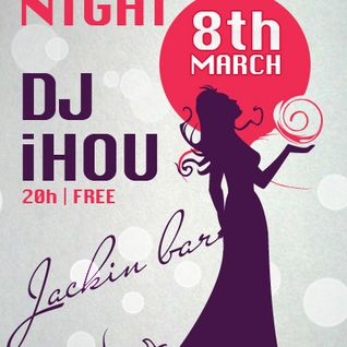 Ihou @ JackinBar (Woman's Night) 08March2012 Part2