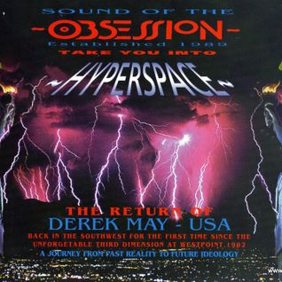 DJ Sy & MC ScratchMaster Tekno - Obsession 'Hyperspace' - 6.8.93