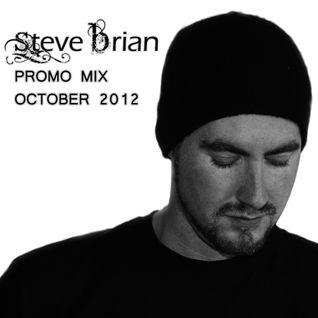 Steve Brian - Promo Mix October 2012