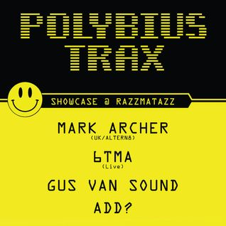 Mark Archer @ Lolita (1st Polybius Trax Showcase at Razzmatazz)