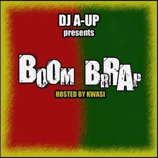 DJ A-UP : Boom Brrrap