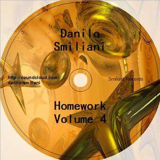 Danilo Smiliani - Homework Vol.4 (2011)
