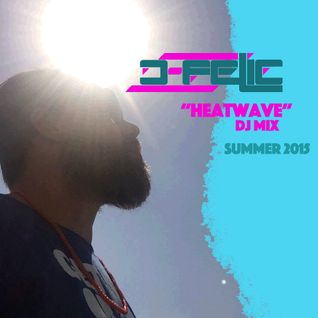 "D-Felic ""HEATWAVE"" DJ MIX Summer 2015"