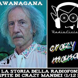 Awana Gana ospite a Crazy Mandei!!! Lunedì 01/12 H22