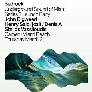 Stelios Vassiloudis - Live at Underground Sound Of Miami Series 2, Cameo, WMC, Miami (21-03-2013)