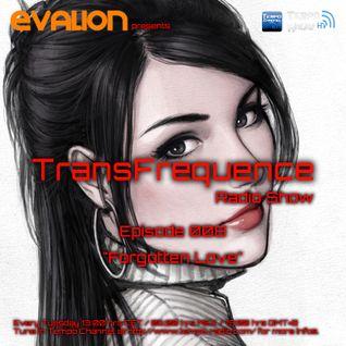 Evalion Presents TransFrequence Episode 008 (Tempo Radio)