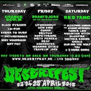 Volksradio Moos Year 22 part 20: Desertfest Berlin Special