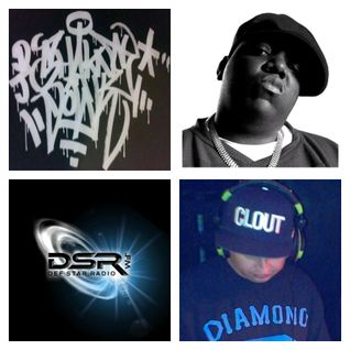 Hooked On Dope Radio #6 - Special Guest Dj Clout_ Dj ShakeDown Biggie Tribute