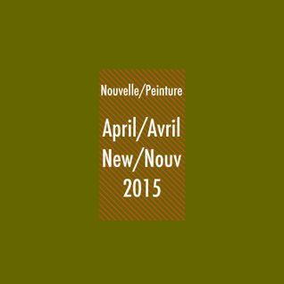 Nouvelle Peinture Nouveautés Avril 2015