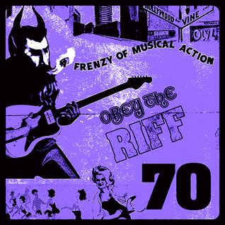 Obey The Riff #70 (Mixtape)