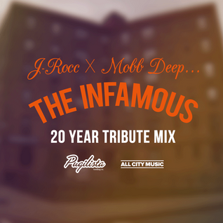 "J-Rocc x Mobb Deep ""The Infamous Tribute"" Mix *Episode #9"
