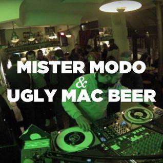 Mister Modo & Ugly Mac Beer • 45rpm set • LeMellotron.com