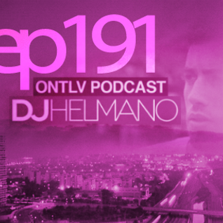 ONTLV PODCAST - Trance From Tel-Aviv - Episode 191 - Mixed By DJ Helmano