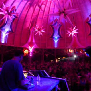 Live at Ozora Festival 2014, Hungary