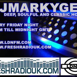 MarkyGee - LDNFM.com - Freshradiouk.com - Friday 15th March  2016