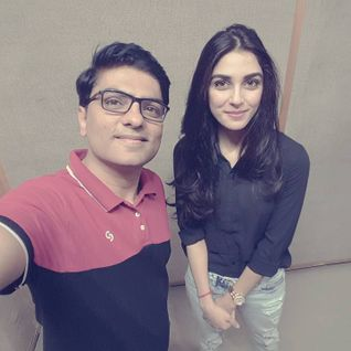 MAYA ALI'S EXCLUSIVE INTERVIEW BY DR EJAZ WARIS ON MAST FM 103 - MAY 2016