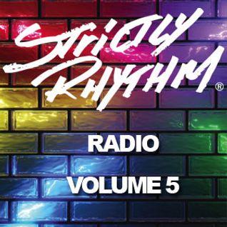 Strictly Rhythm Radio Vol.5 Presented By Seamus Haji