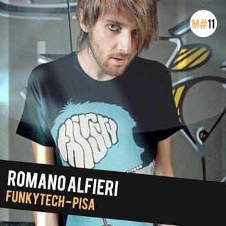 #11: Romano Alfieri