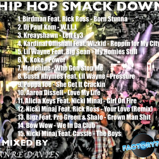 Hip Hop Smack Down By Lanre Davies