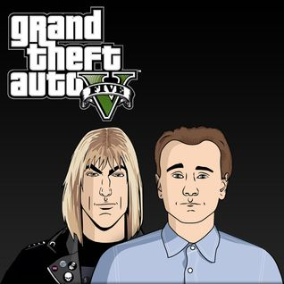 The Grand Theft Radio Show with Pete and Lazlow
