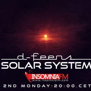d-feens - Solar System.01.Sun @ Insomniafm