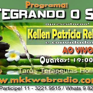 Programa Integrando o Ser 21/07/2016 - kellen Rehder