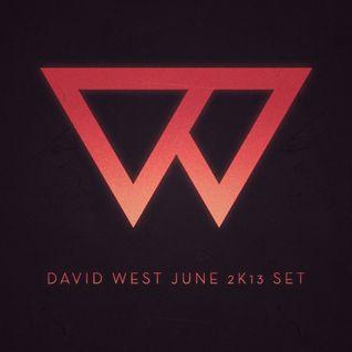 David West June 2k13 Set