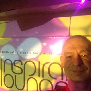 Mixmaster Morris @ Eat Static Album Launch, Inspiral Lounge 4/2015