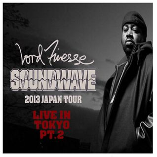 Lord Finesse Live in Tokyo Pt 2