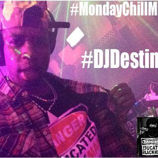 #DJDestiny - #MondayChillMix FEAT. Lupe Fiasco,  Jetpack Jones, SZA, Isaiah Rashad