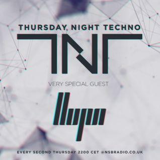 Thursday Night Techno by Nick Behrmann #08 @NSB Radio with Llupa 2016-11-27