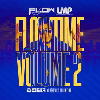 DJ FLOW - FLOWTIME VOLUME 2 - 2015