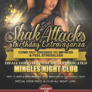 ShakAttackBDA February 2K14 Jugglin' (B-DAY Promo)