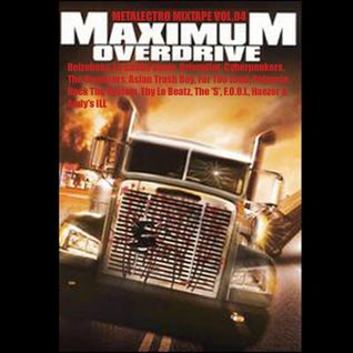 Metalectro MixTape vol.04 - Maximum Overdrive