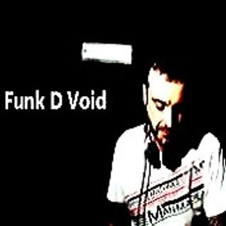 Funk D'Void (Live PA) @ Basement Party - New York - 1998