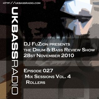Ep. 027 - Mix Sessions, Vol. 4 - Rollers Pt. 1