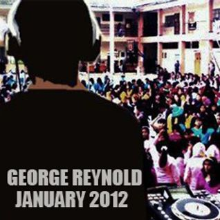 [ George Reynold ] Tempted to touch - Hello [ January 12' ]
