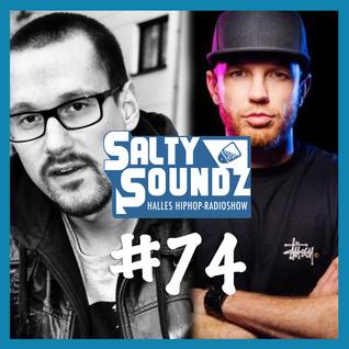 Salty Soundz #74 x Prezident & DJ Access