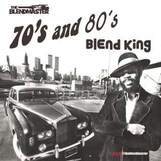 70's and 80's Blend King