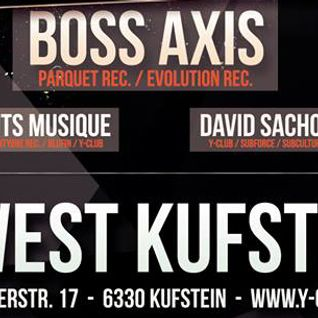 Boss Axis @ Q-West Kufstein - 05.10.2013