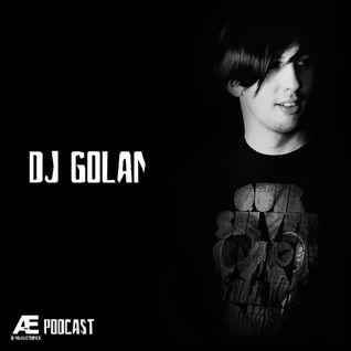 A-E_Podcast Presents DJ Golan [A-E_P 019]