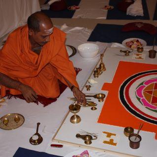 Shree Lalitha Sahasranama Stotram mit Swami Nivedanananda