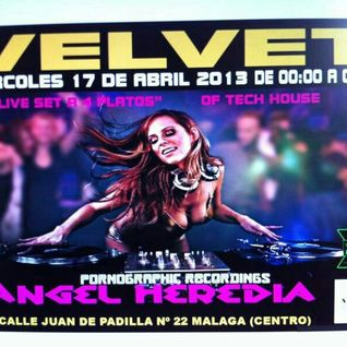 Angel Heredia @ Live Velvet 17-4-13