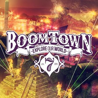 Basschimp - Live @ Boomtown 2015 - Happy Slap Boutique Stag Do Special