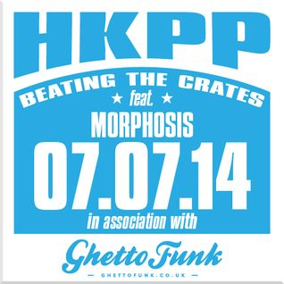 Beating The Crates 20140707