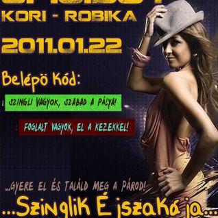 Spigiboy Live @ Ambrosia Dance Club 2011-01-22 Szingli Party