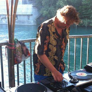 Dj Negrophilliac - écoutes au vert mix 19-08-12 Pointe Jonction