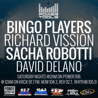 Powertools Mixshow - Episode 8-20-16 Ft: Bingo Players, Sacha Robotti, & David Delano