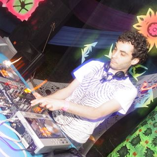 DJ Latam - mixing at Iarmaroc Festival 2009 - Psy Stage (part 1 cut from night set)