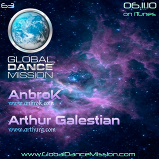 AnbroK Guestmix on Global Dance Mission (06-2010)